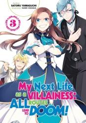 volume-3 My Next Life as a Villainess
